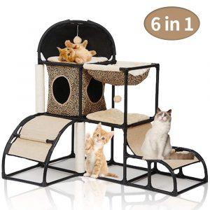 mejor estantería de gato recomendada