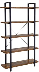 mejor estantería de madera recomendada