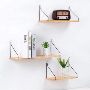 estantería decorativa wankd