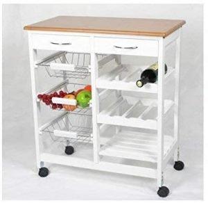 carrito de cocina kit closet