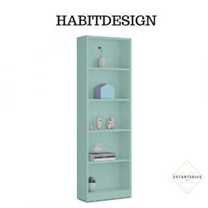 estantería dormitorio habitdesign