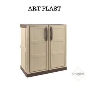 estantería exterior art plast