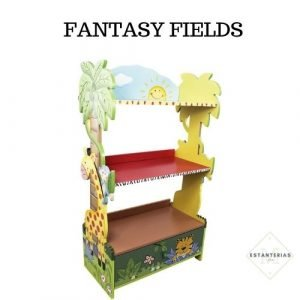 estanteria montessori fantasy fields