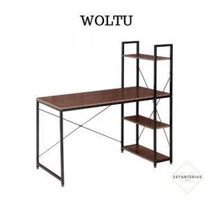 mesa con escritorio WOLTU