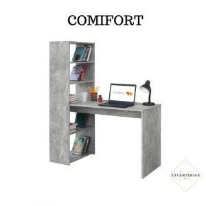 mesa con escritorio comifort